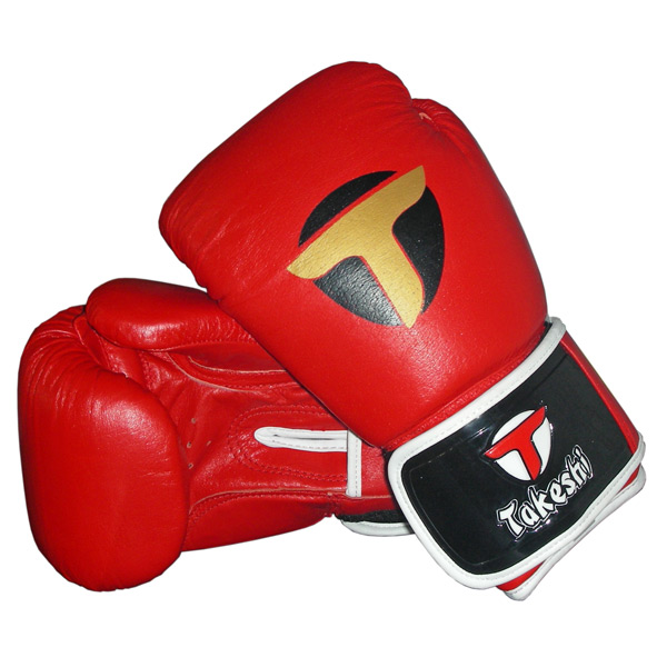 Перчатки боксерские Takeshi FG TFG-11-01