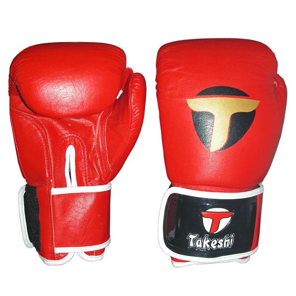 Перчатки боксерские Takeshi FG TFG-11-01 фото