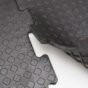 Резиновое покрытие 500х500х11мм, СП-11 фото