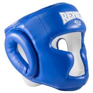 Шлем боксерский закрытый Reyvel RV-301