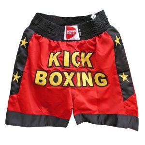 Трусы KICK-BOXING KBS-3739 красные