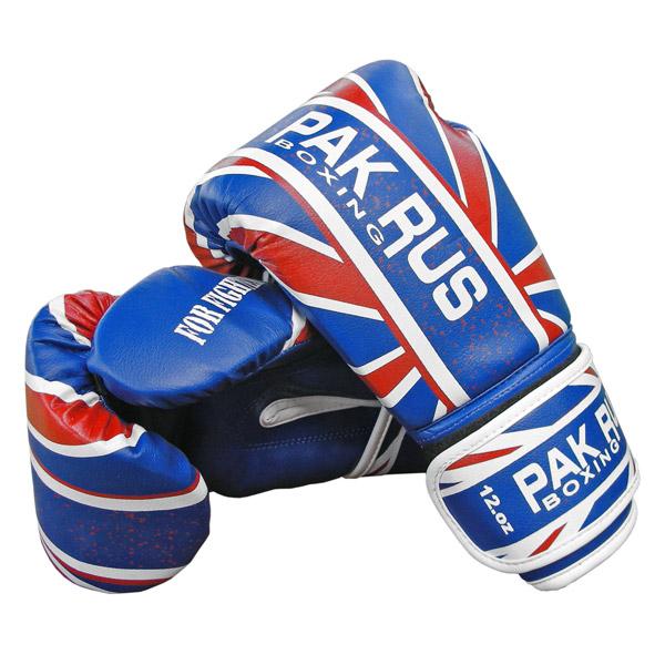 Перчатки тренировочные PR-11-017 синие