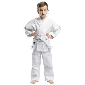 Кимоно для карате подростковое Kids K200E-WKF