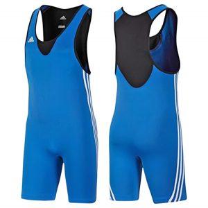 Трико борцовское Base Wrestler V13838 синее