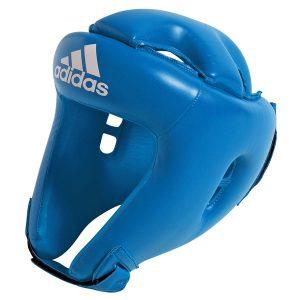 Шлем боксерский adiBH01 синий