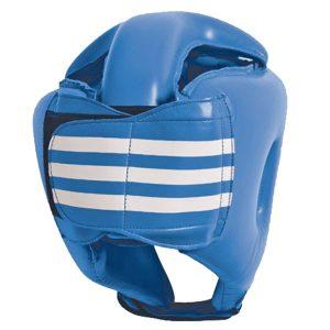 Шлем боксерский adiBH01 синий фото