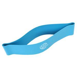 Эспандер петля латексная 14,5кг (голубой) 1502LW