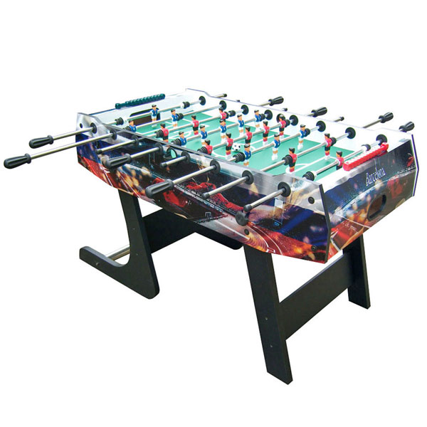 Игровой стол футбол DFC Barcelona (складной) GS-ST-1338