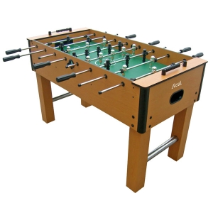 Игровой стол футбол DFC Real GS-ST-1338