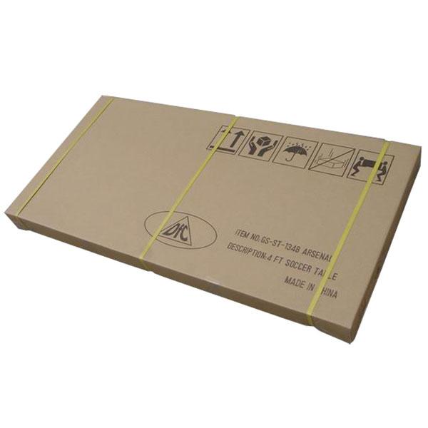 Игровой стол DFC Arsenal GS-ST-1348 фото упаковки