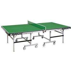 Теннисный стол Donic Waldner Classic 25 (без сетки) 400221-G