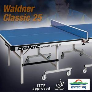 Теннисный стол Donic Waldner Classic 25