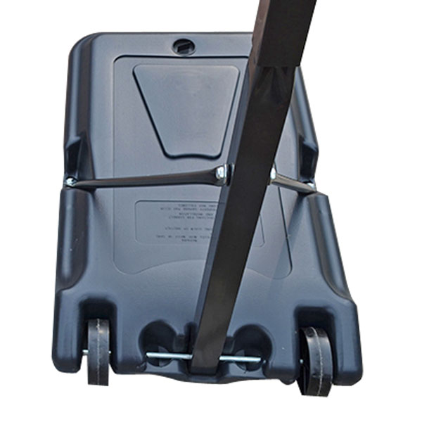 Мобильная баскетбольная стойка (73 х 49 см) DFC KIDS2
