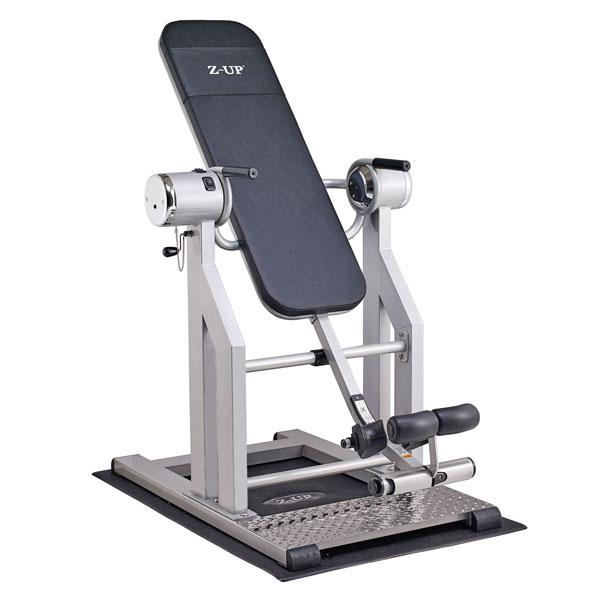 Коммерческий инверсионный стол Z-UP 2S silver