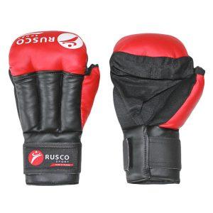 Перчатки для рукопашного боя Rusco красные
