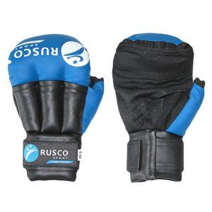 Перчатки для рукопашного боя Rusco синие