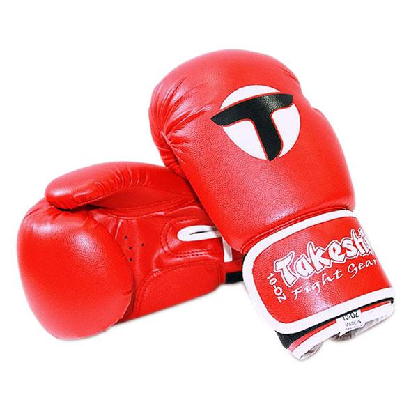 Перчатки Takeshi TFG-11-31 красные