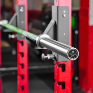 Гриф CrossTraining bar XF-20 GREEN-CHROME (D-50, L-2200, до 450 кг)