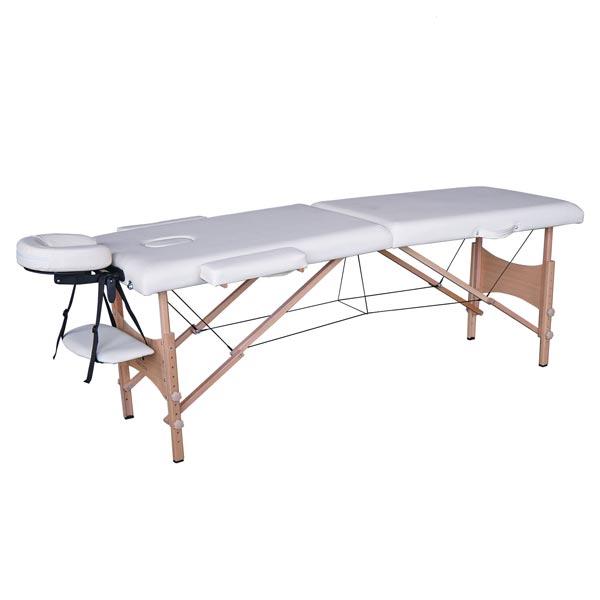 Массажный стол DFC NIRVANA Optima (Cream)