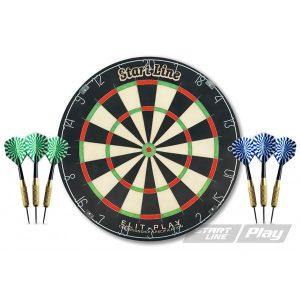 Комплект дартс SLP Elit-Play