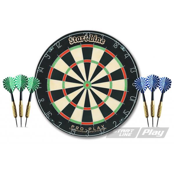 Комплект дартс SLP Pro-Play