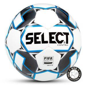 Мяч футбольный Contra 812317 Select