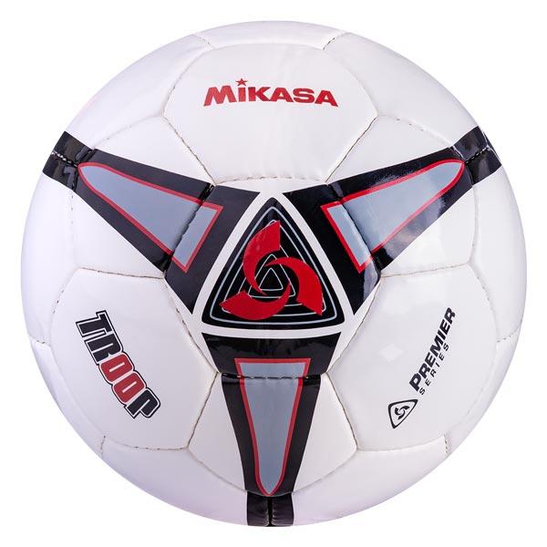 Мяч футбольный TROOP5-BK Mikasa