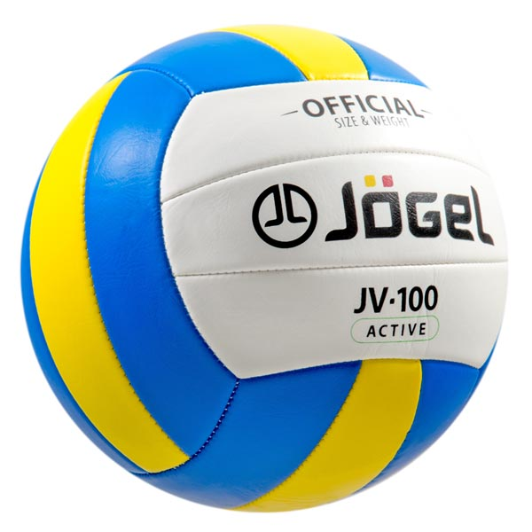 Мяч волейбольный JV-100 Jögel фото