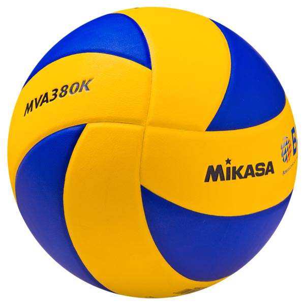 Мяч волейбольный MVA 380K Mikasa
