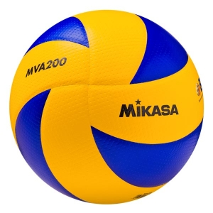 Мяч волейбольный MVA 200 FIVB Official game ball Mikasa