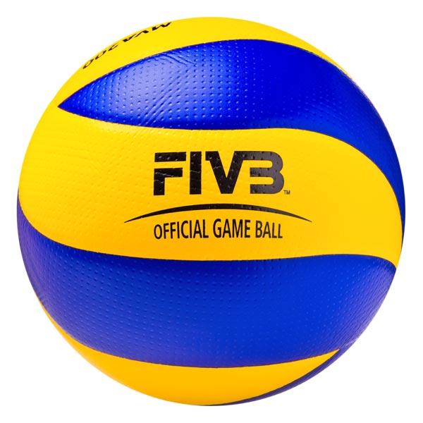 Мяч волейбольный MVA 200 FIVB Official game ball Mikasa фото