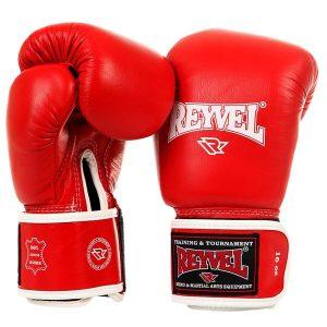 Перчатки боксерские RV-101 (нат.кожа)