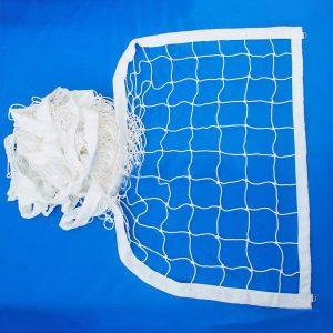 Сетка волейбольная, d-3,1мм, белая