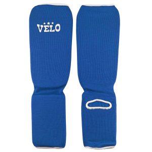 Защита голени и стопы VELO синяя