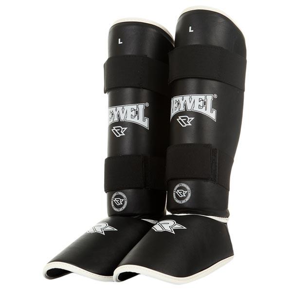 Защита голеностопа Reyvel черная фото
