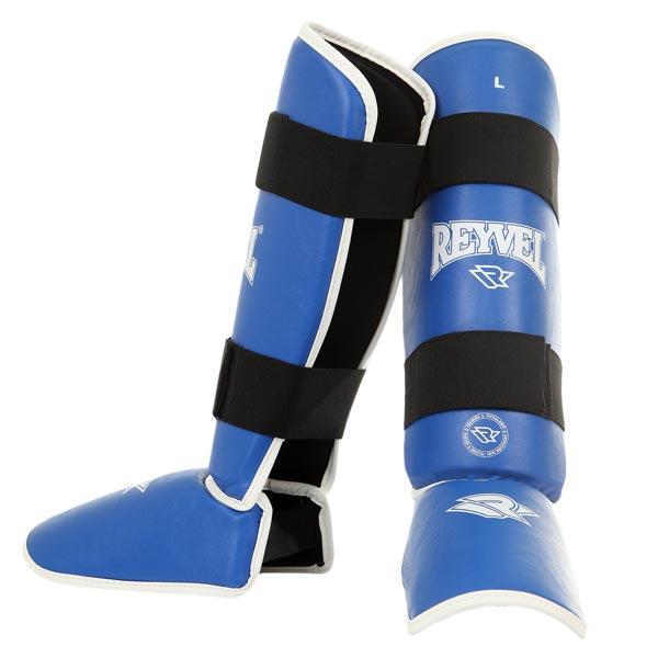 Защита голеностопа Reyvel синяя