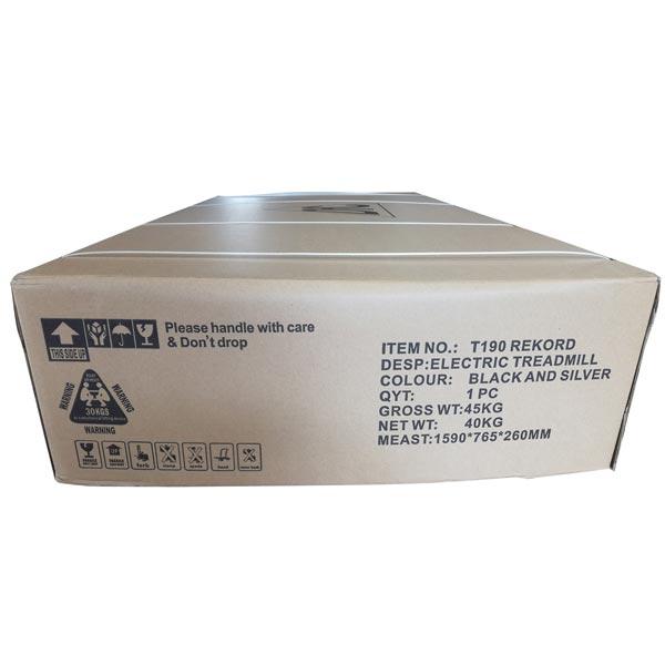 Беговая дорожка DFC REKORD T190 фото упаковки
