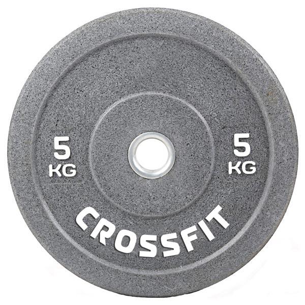 Резиновый диск для кроссфита d-51мм 5 кг