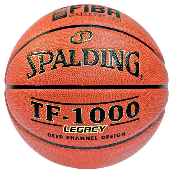 Мяч баскетбольный TF-1000 Legacy р.7 SPALDING