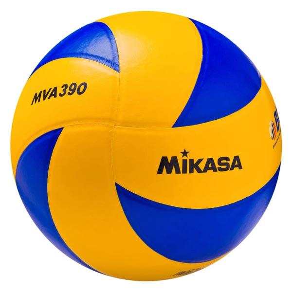 Мяч волейбольный MVA 390 Mikasa