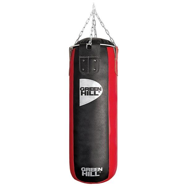 Боксерский мешок 30 кг (натуральная кожа) PBL-7051