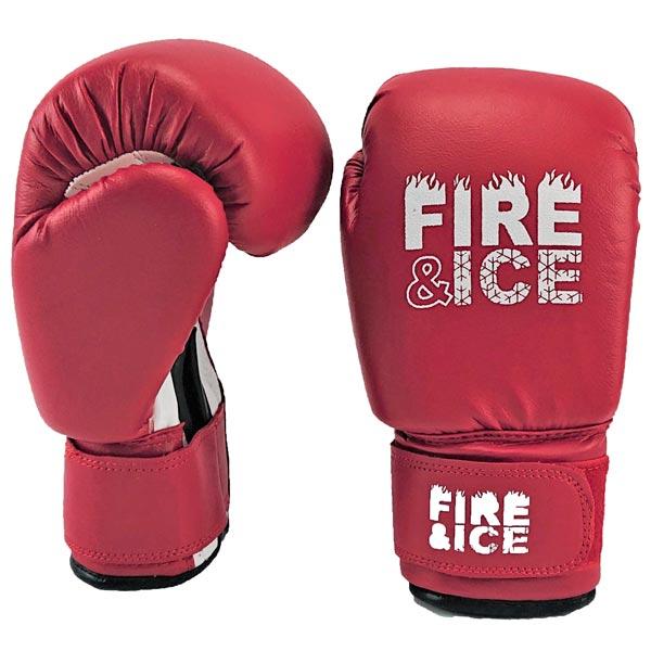 "Перчатки боксерские FIREICE PVC 2"""