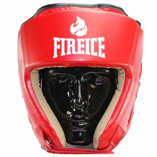 Шлем боксерский FIREICE, открытый