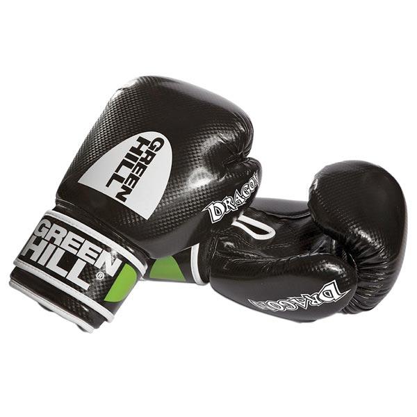 Боксерские перчатки Green Hill DRAGON BGD-2056