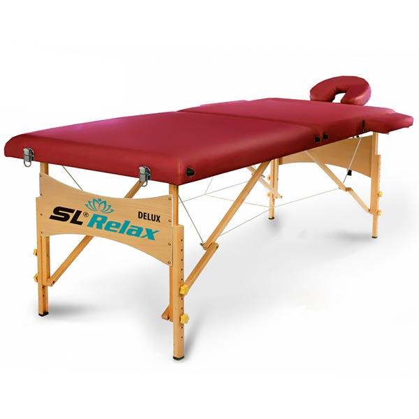 Массажный стол складной Delux BM2523-1