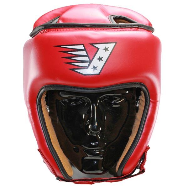 Шлем боксерский VELO #2 открытый, Flex