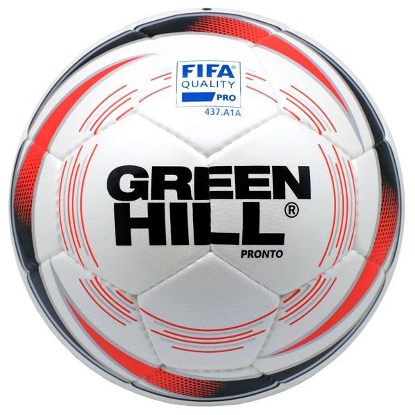 Мяч футбольный GREEN HILL PRONTO FBPF-9157